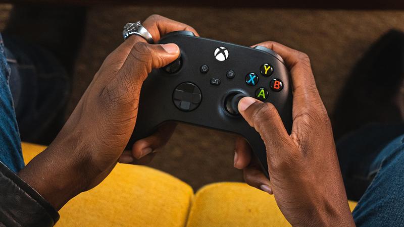Tay cầm chơi game của Xbox