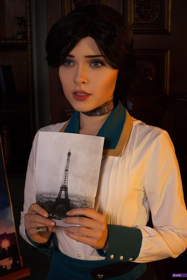косплей в стиле BioShock