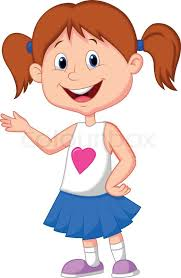Image result for girl cartoon