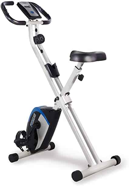 ProGear 225 Folding Magnetic upright Exercise Bike