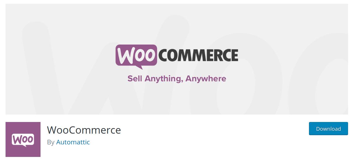 woocommerce wordpress ecommerce plugin header