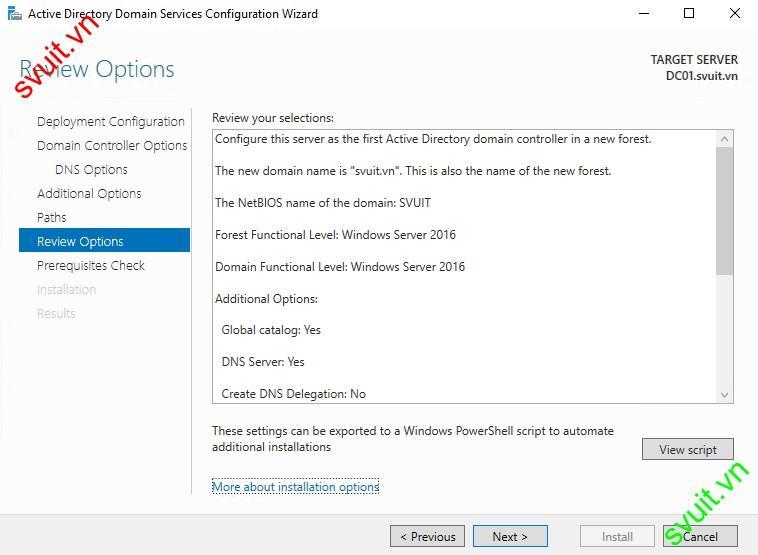 configure Active Directory on windows server 2016 (7)