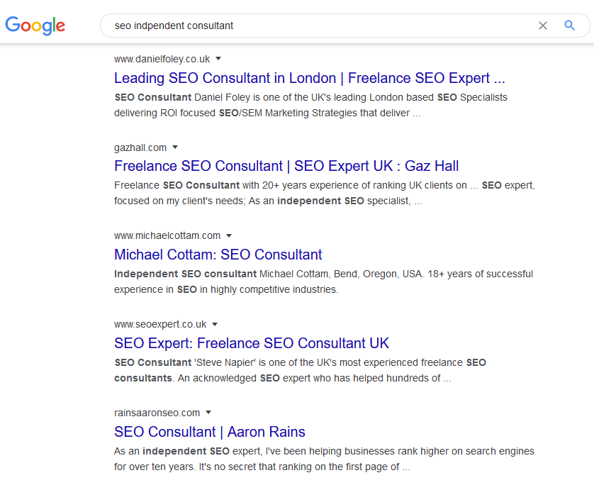 Marketing help for small businesses on Google