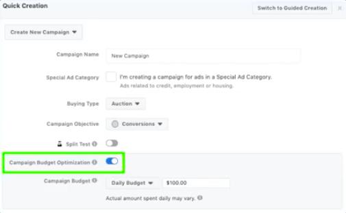 Оптимизация рекламного бюджета