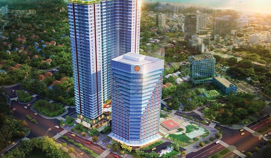 Dự án chung cư của Hưng Thịnh thổi luồng gió mới vào Phố Biển Quy Nhơn