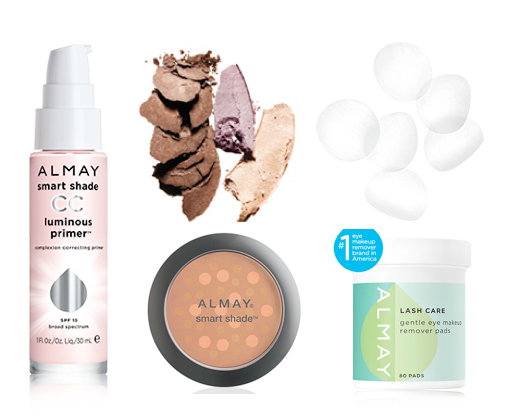 Almay Beauty Products Summer 2014