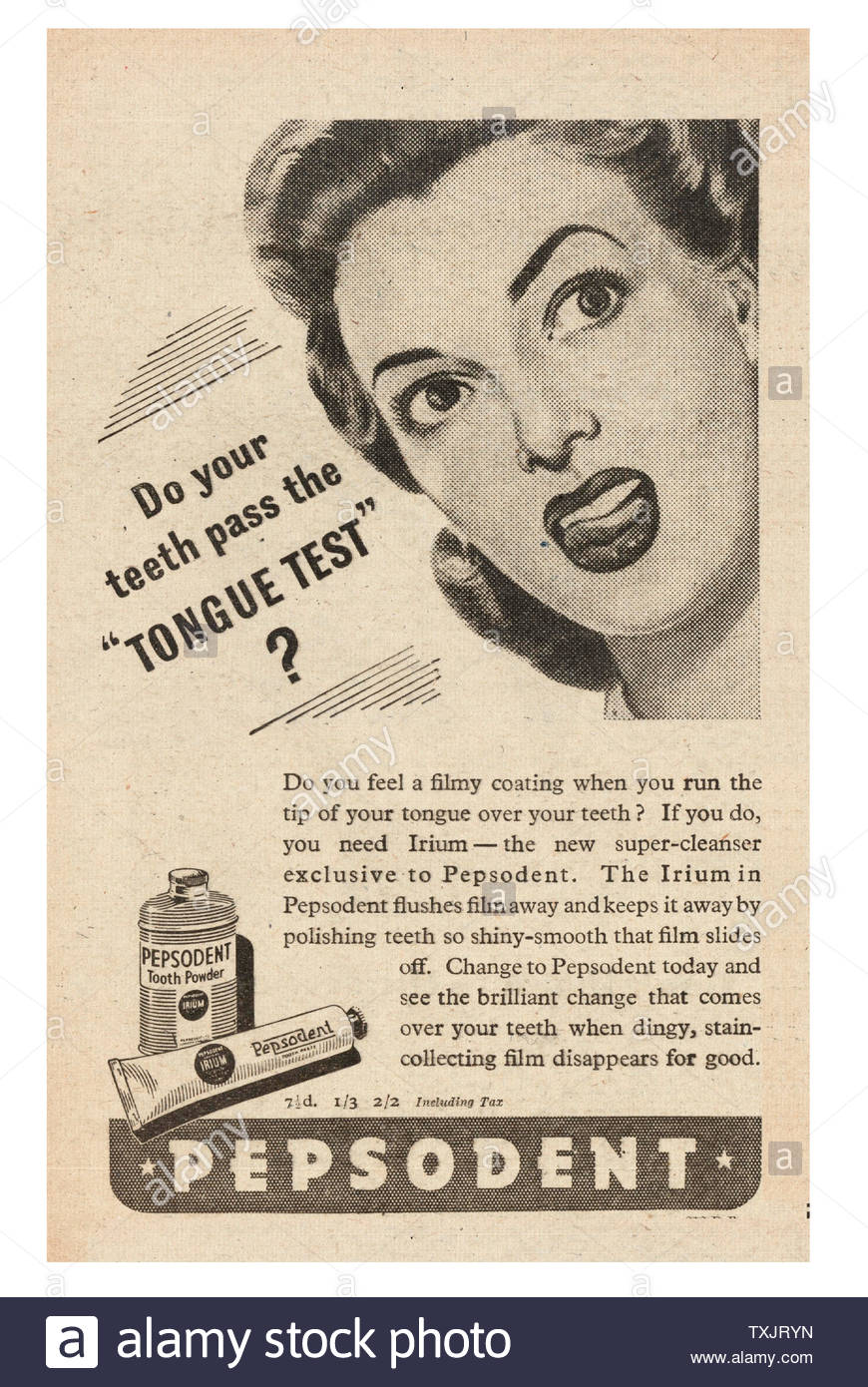 Dental Hygiene Ad Stock Photos & Dental Hygiene Ad Stock Images ...