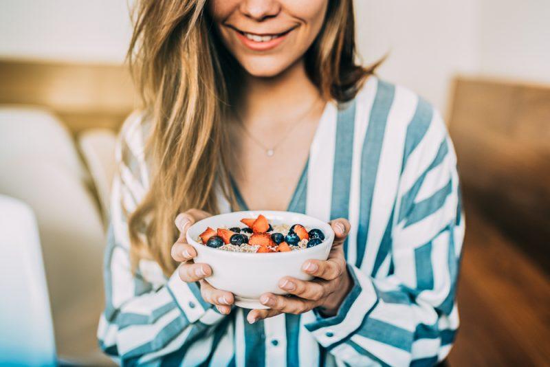 Сухие завтраки в Украине исследования