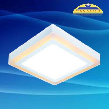 Đèn led ốp trần đổi màu DMB506 6W