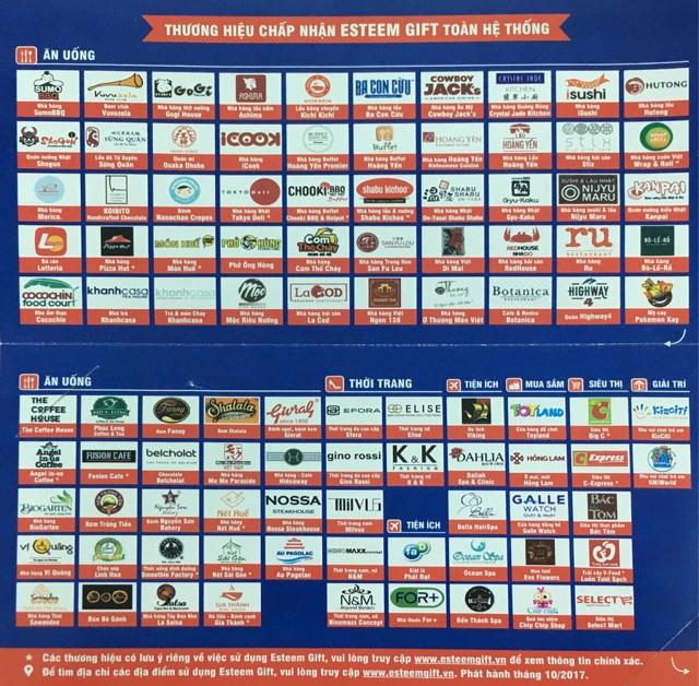 Bạn hoàn toàn có thể kiếm lời từ các mã giảm giá ở những thương hiệu lớn