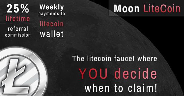 Moon Litecoin image