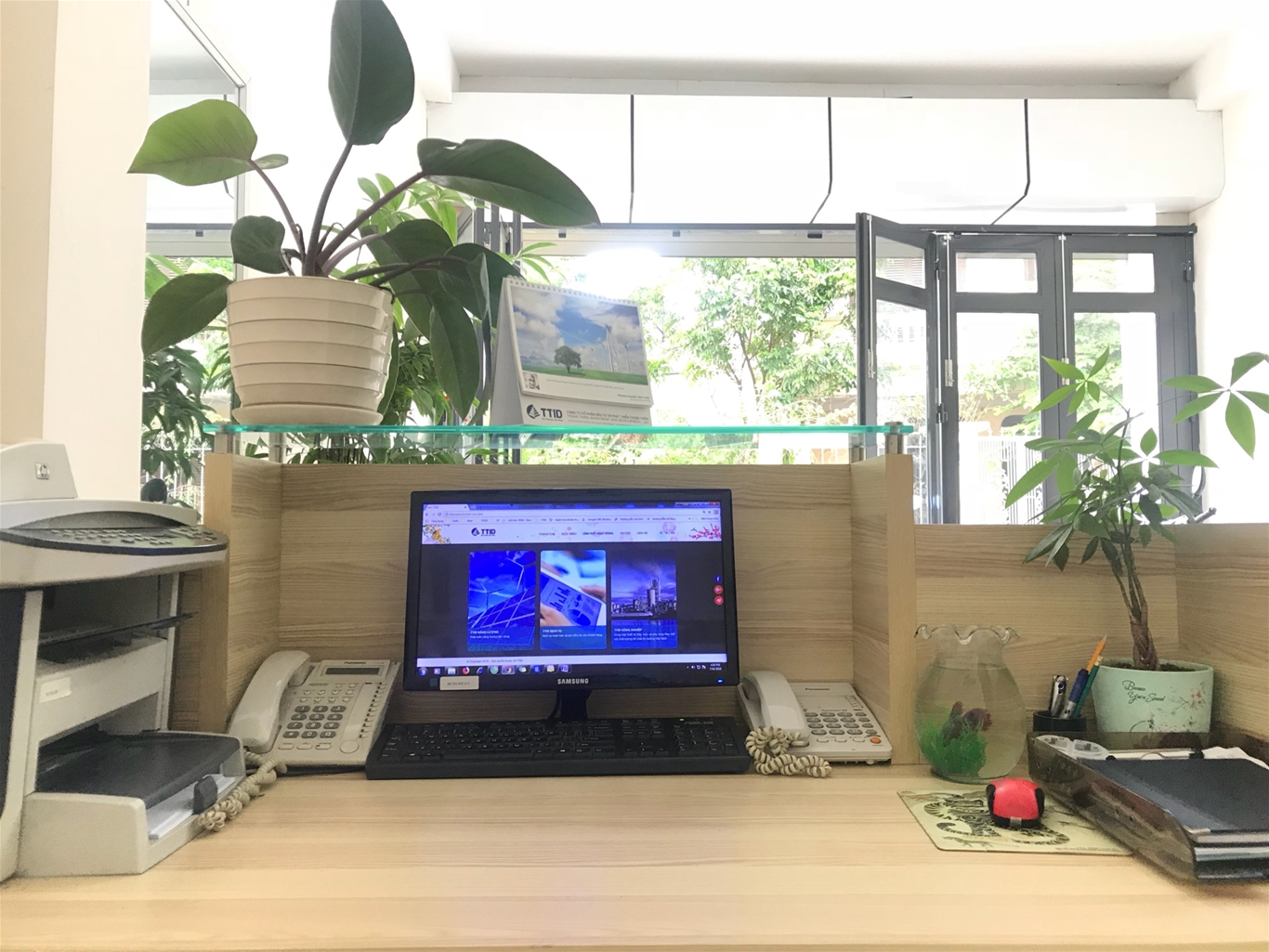 nội thất văn phòng cao cấp