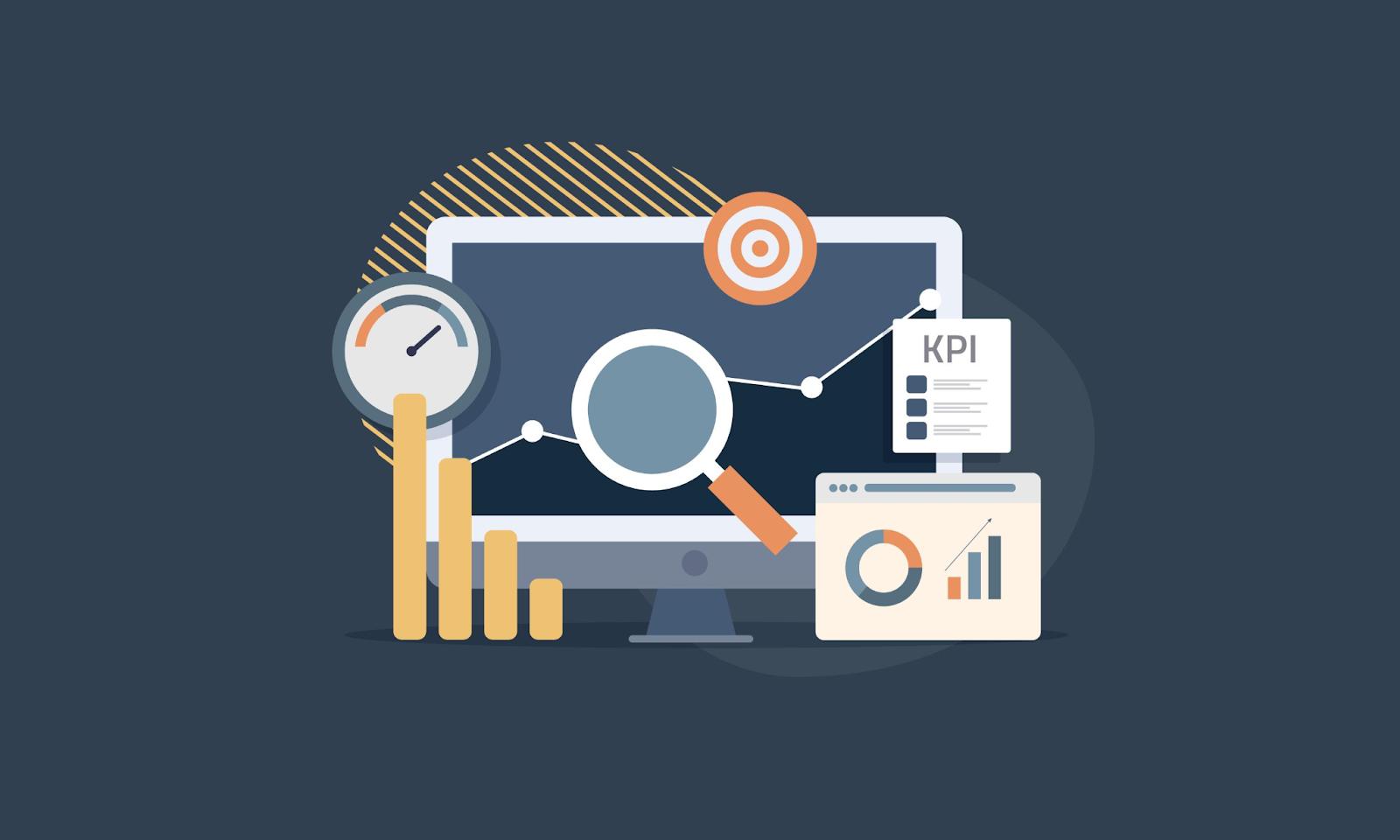 imagen KPI en marketing