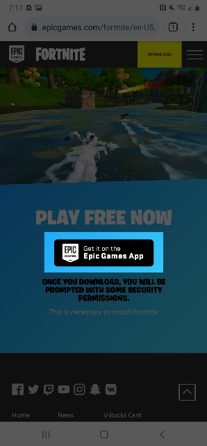 Install Fortnite On Android 298x640 1606937496741