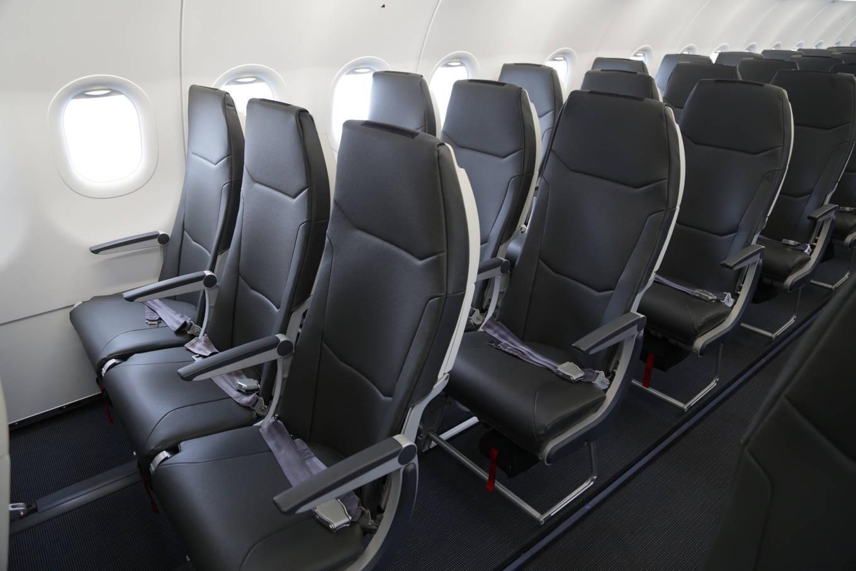 Khoang ghế ngồi của Bamboo Eco, đủ thoải mái, đủ hài lòng cho vé máy bay Bamboo giá rẻ