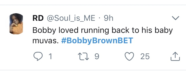 The Bobby Brown Story Pt 1 Was Epic & Twitter Had Us on the Floor