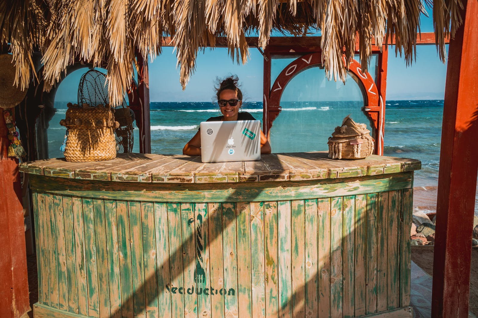 great remote working practice, time tracking, work from anywhere