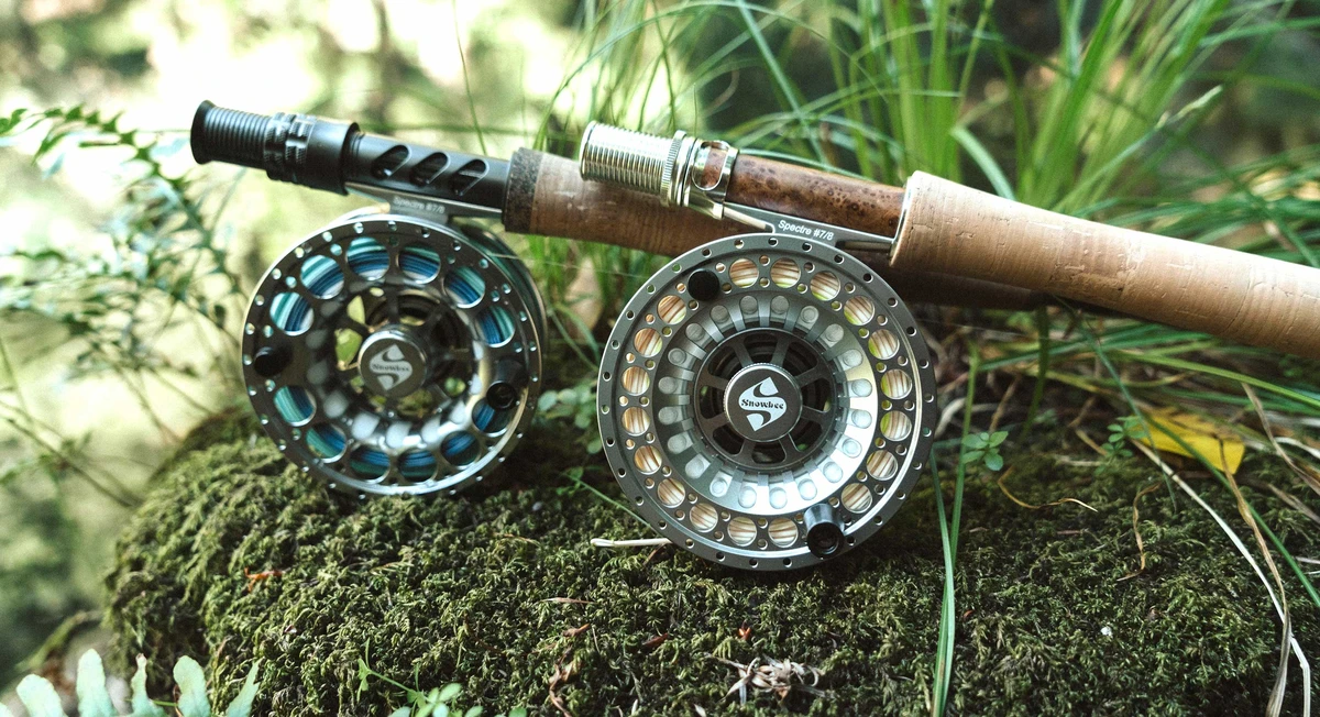 Snowbee Spectre Fly fishing reel review