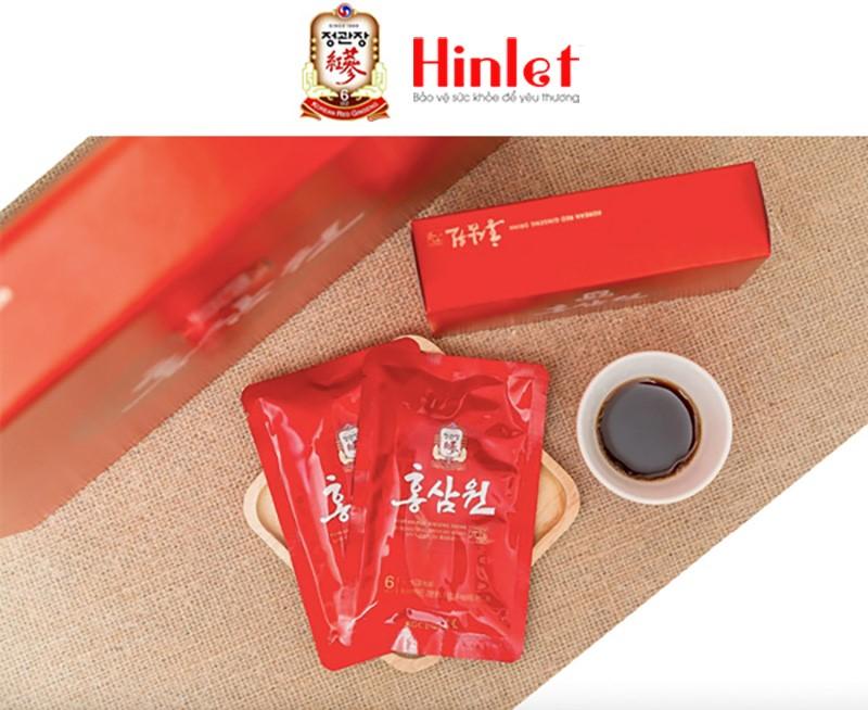 Cách lựa chọn và sử dụng nước hồng sâm KGC Hàn Quốc