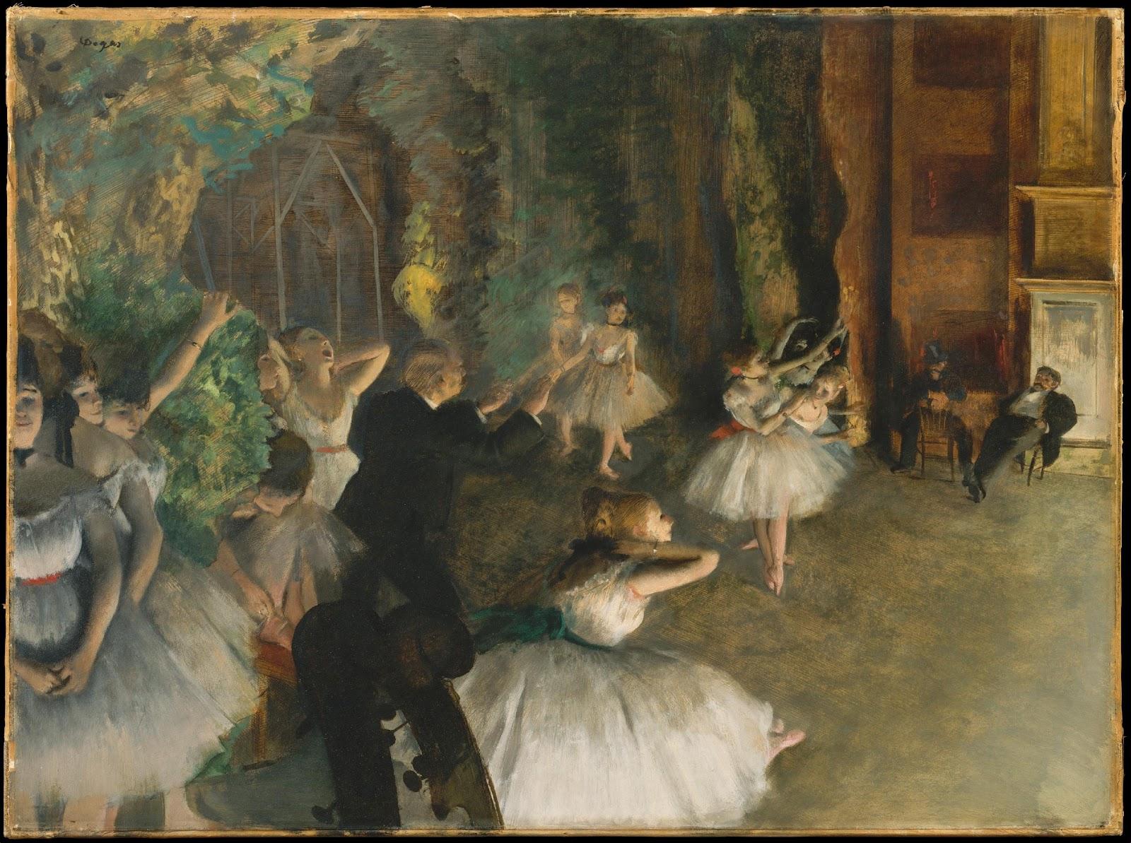 Edgar Degas (French, Paris 1834–1917 Paris)  c. 1874