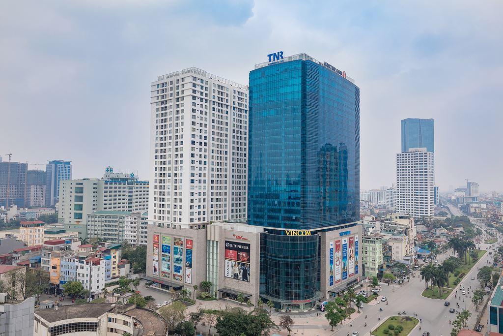 Thị trường văn phòng Hà Nội: Giá thuê tăng, khách thuê ngành ICT sôi động