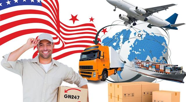 Dịch vụ gửi hàng đi Mỹ tại TPHCM uy tín và giá rẻ