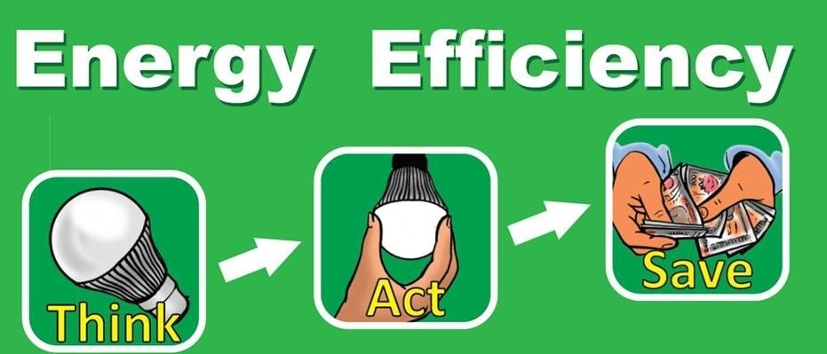 Energy Efficiency - Think, Act, Save