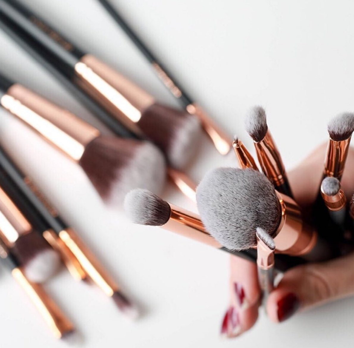 MOTD Cosmetics - Makeup Brushes | Brands Looking for Influencers