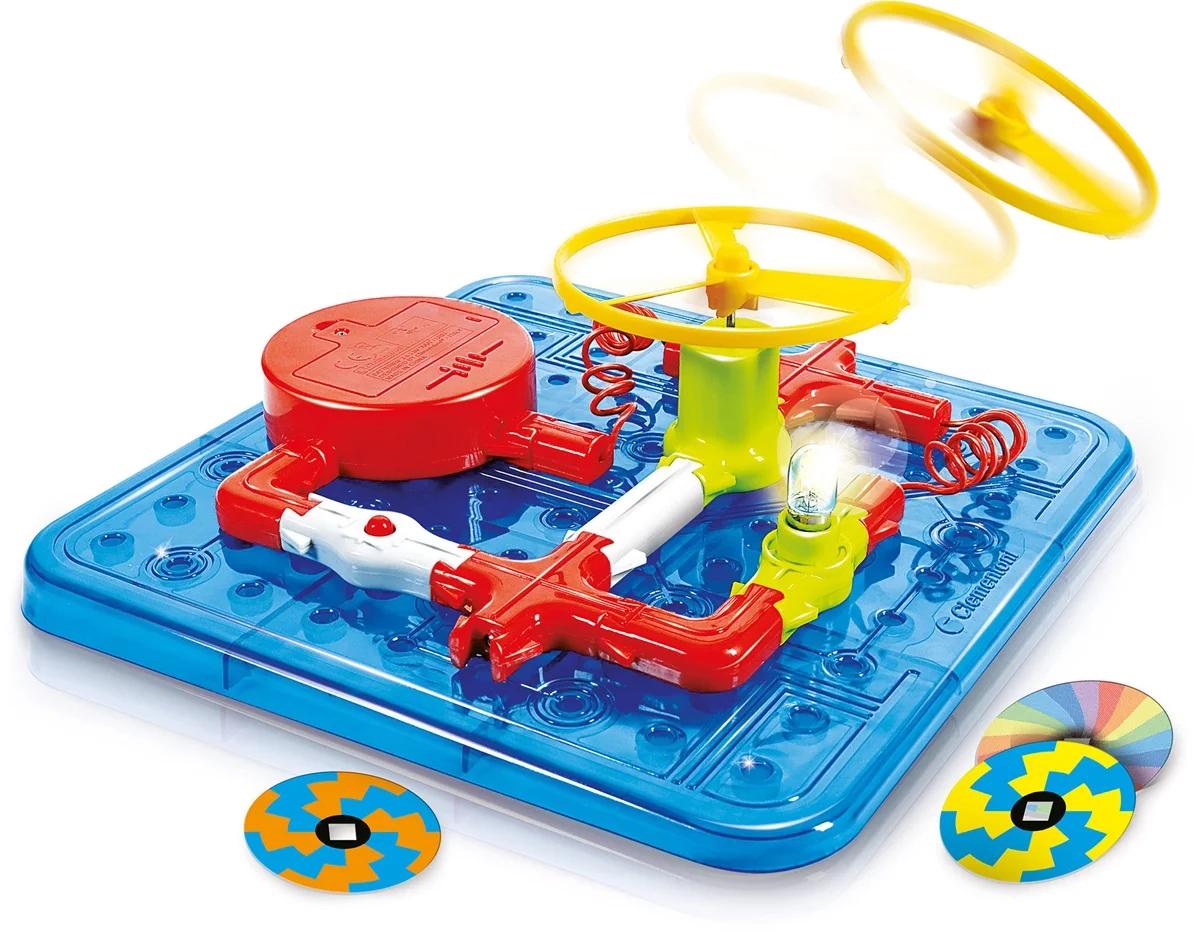 Bubblare 3: Clementoni Science & Play Vetenskapsset Elektricitet