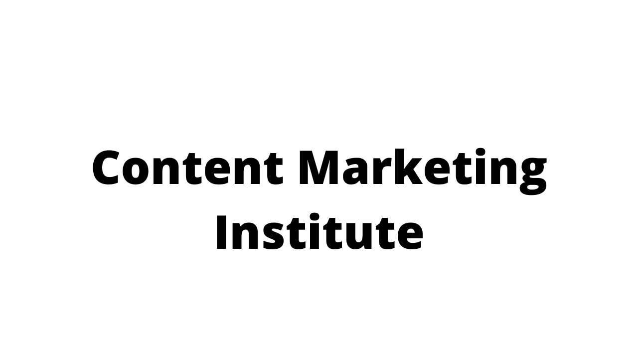 Content Marketing Institute is best for digital marketing blogs