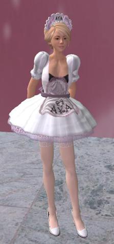 Jasminie, Trainee Maid of AYA