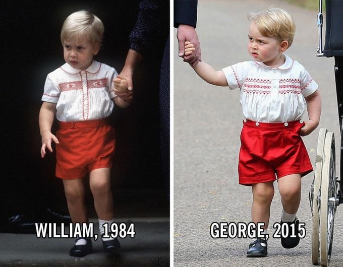 Dlaczego Brytyjska księżniczka Kate regularnie kupuje dla swoich dzieci ubrania dziecięce od tanich - 14
