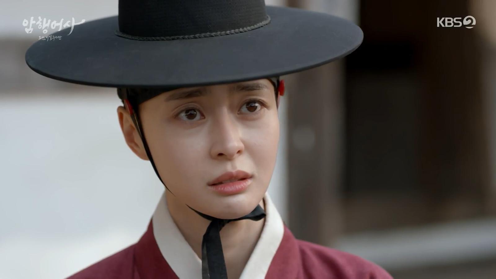 Royal Secret Agent Episode 16 Kwon Na-ra