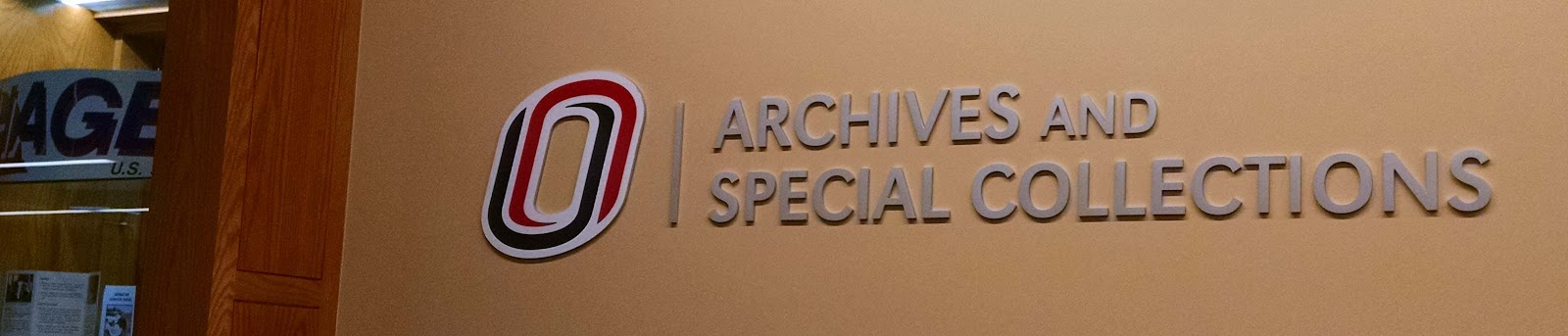 UNO Criss Library's Archives & Special Collections