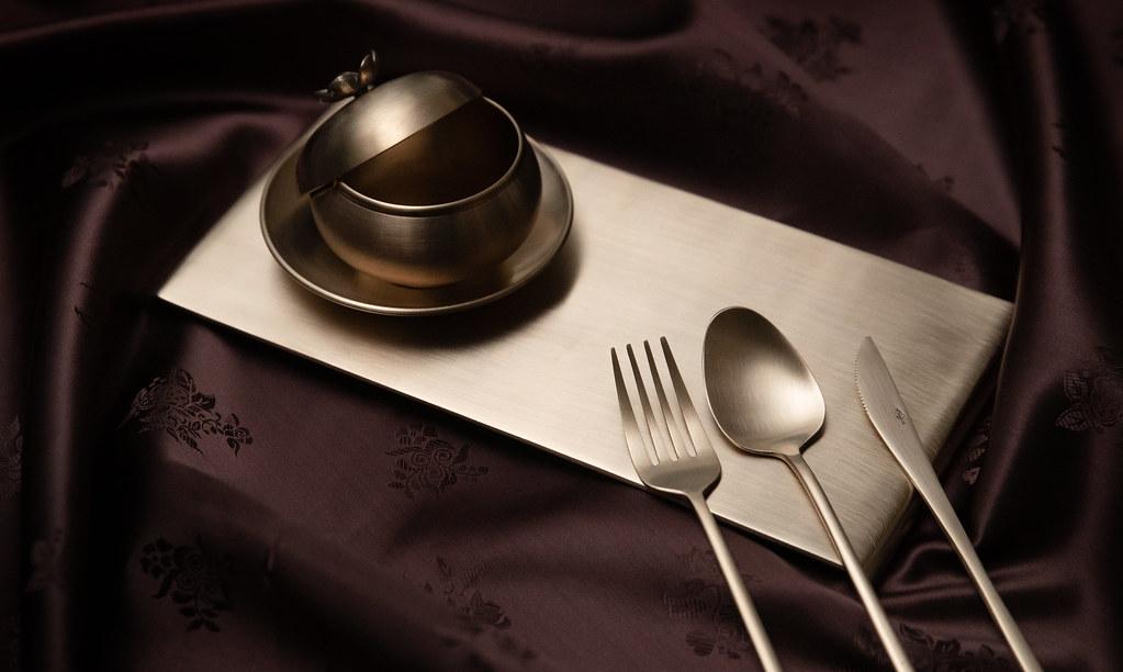 """Bộ đồ ăn """"Yugi"""" mang giá trị truyền thống lâu đời của Hàn Quốc cho đến ngày nay"""