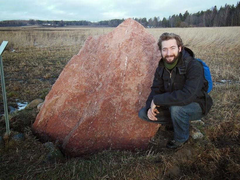 Nathanael, Runestone, Björklinge, Sweden