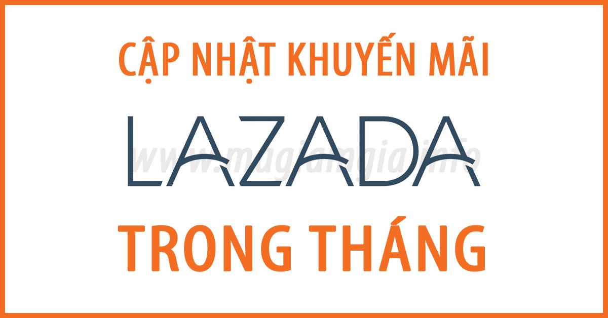 Mã giảm giá Lazada và nhiều chương trình khuyến mãi HOT nhất 2018 ...