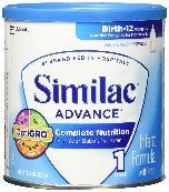 Similac Advance Baby Formula - Powder - - Buy Online in Costa Rica at Desertcart