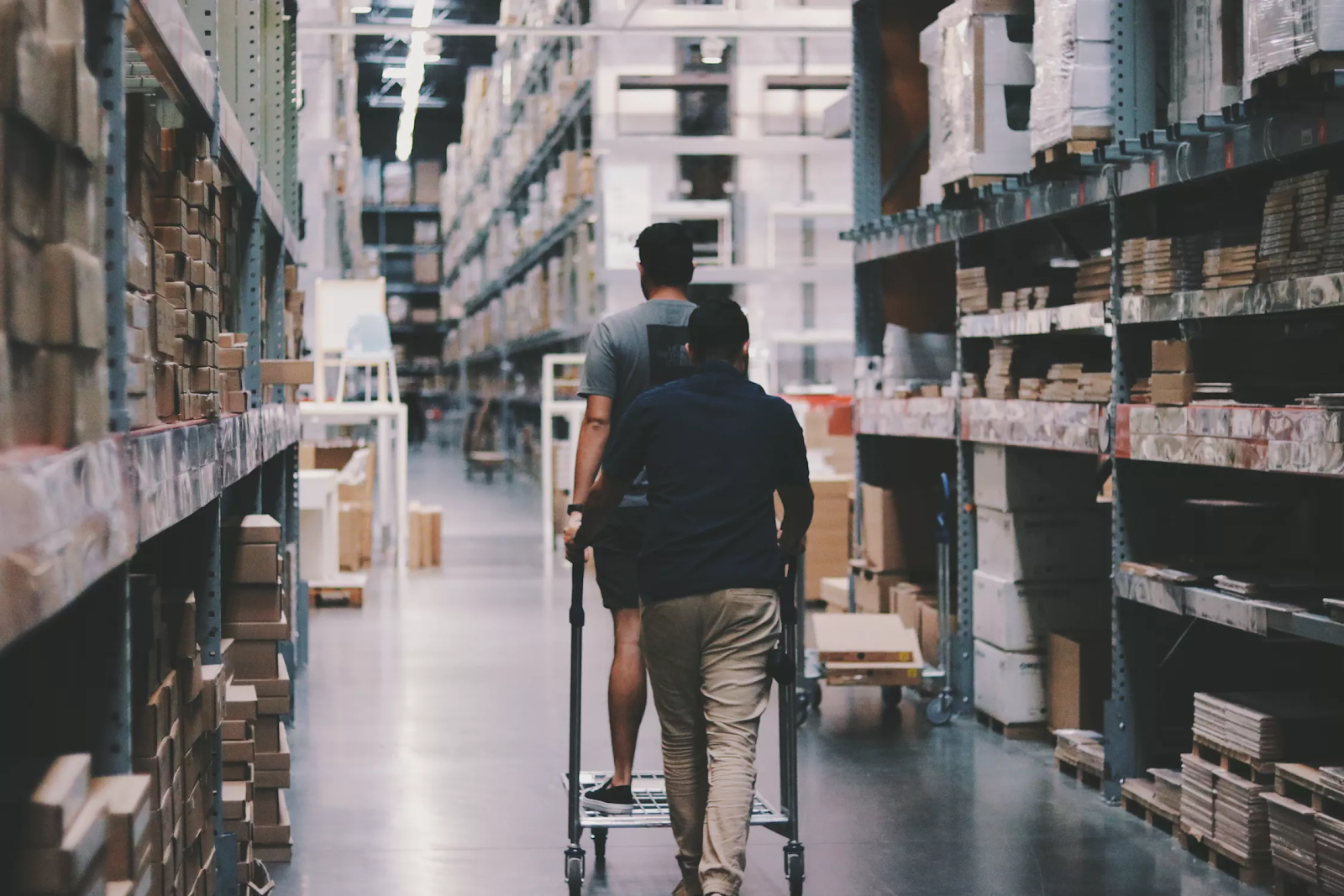 Warehouse Management: Everything You Need To Know