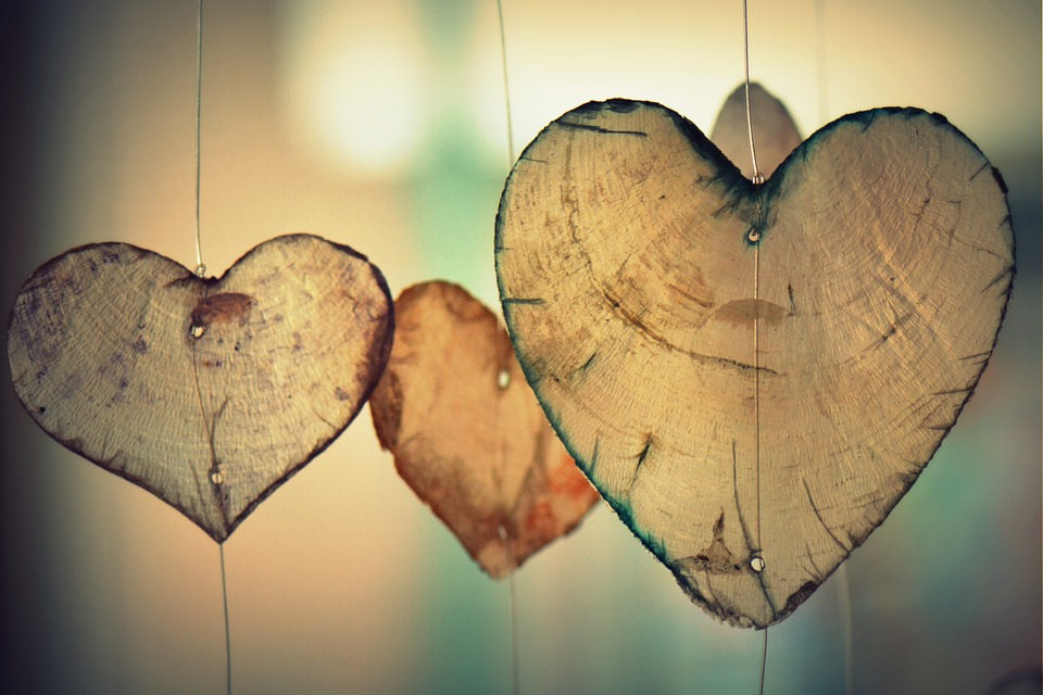 image of hearts