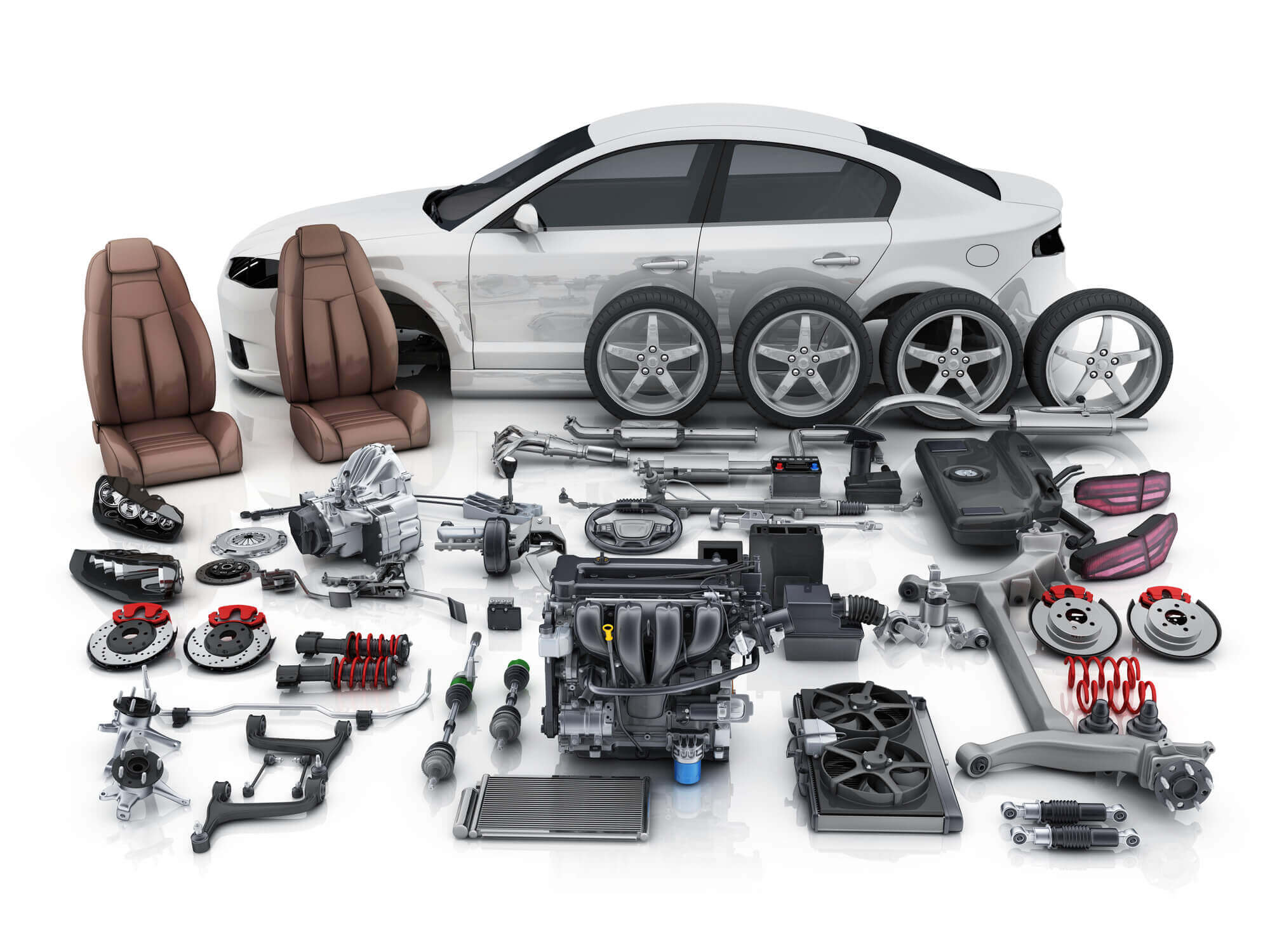 sell auto parts online