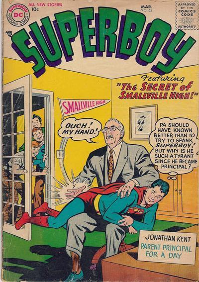 Image result for superboy 55 fandom