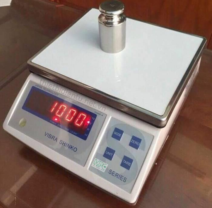 Kiểm tra khả năng cân để xác định lỗi bên trong