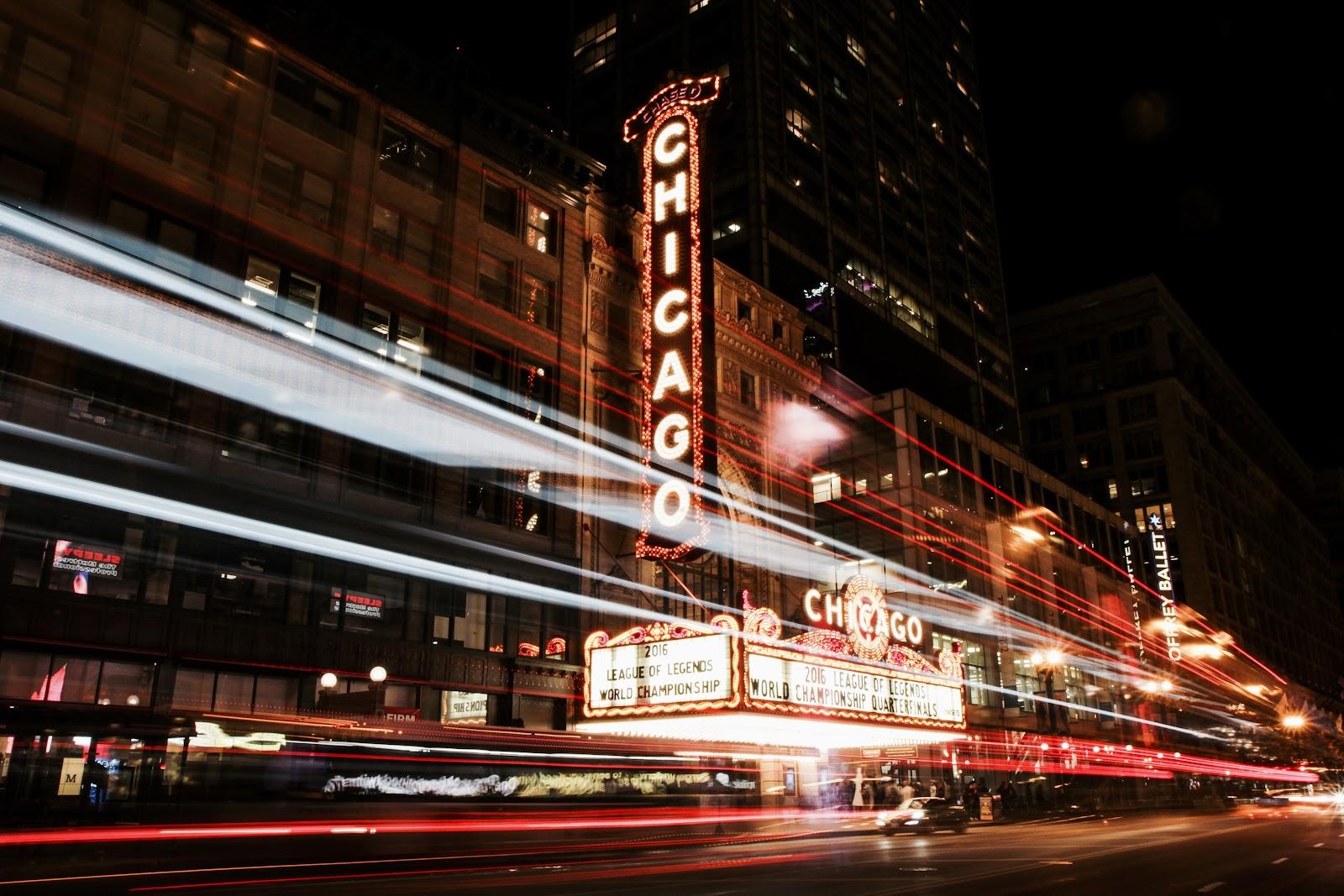 Chicago sign