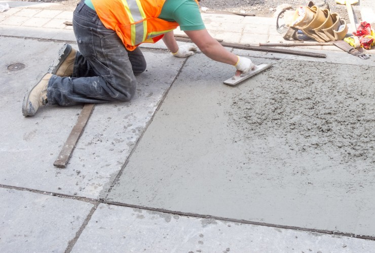 Commercial Concrete Repair Charlotte | Concrete Resurfacing