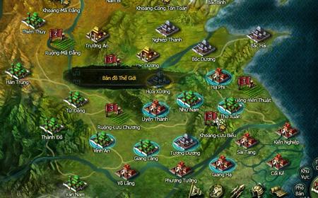 Chinh chiến thế giới trong webgame hay Ngọa Long