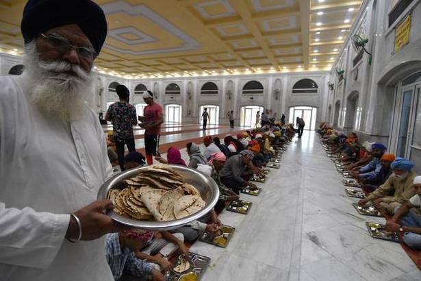 Coronavirus   Delhi Sikh body offers Gurudwara Majnu Ka Tila Sahib ...