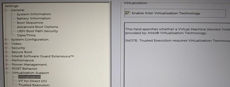 Enabling Intel Virtualization in BIOS for building a pentest test lab by White Oak Security.