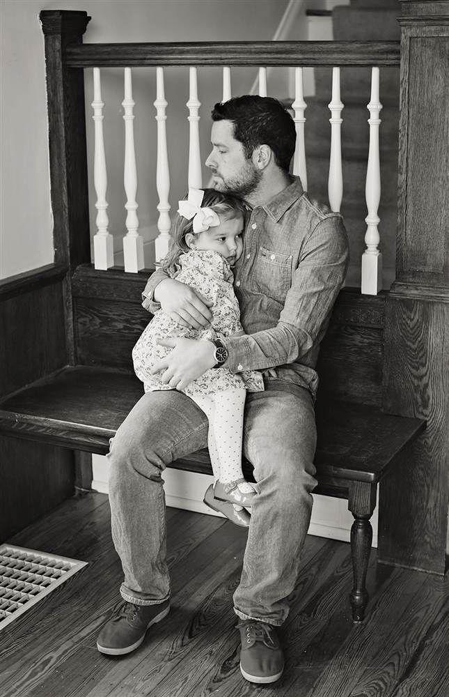 В память о маме дочь, отец, фото