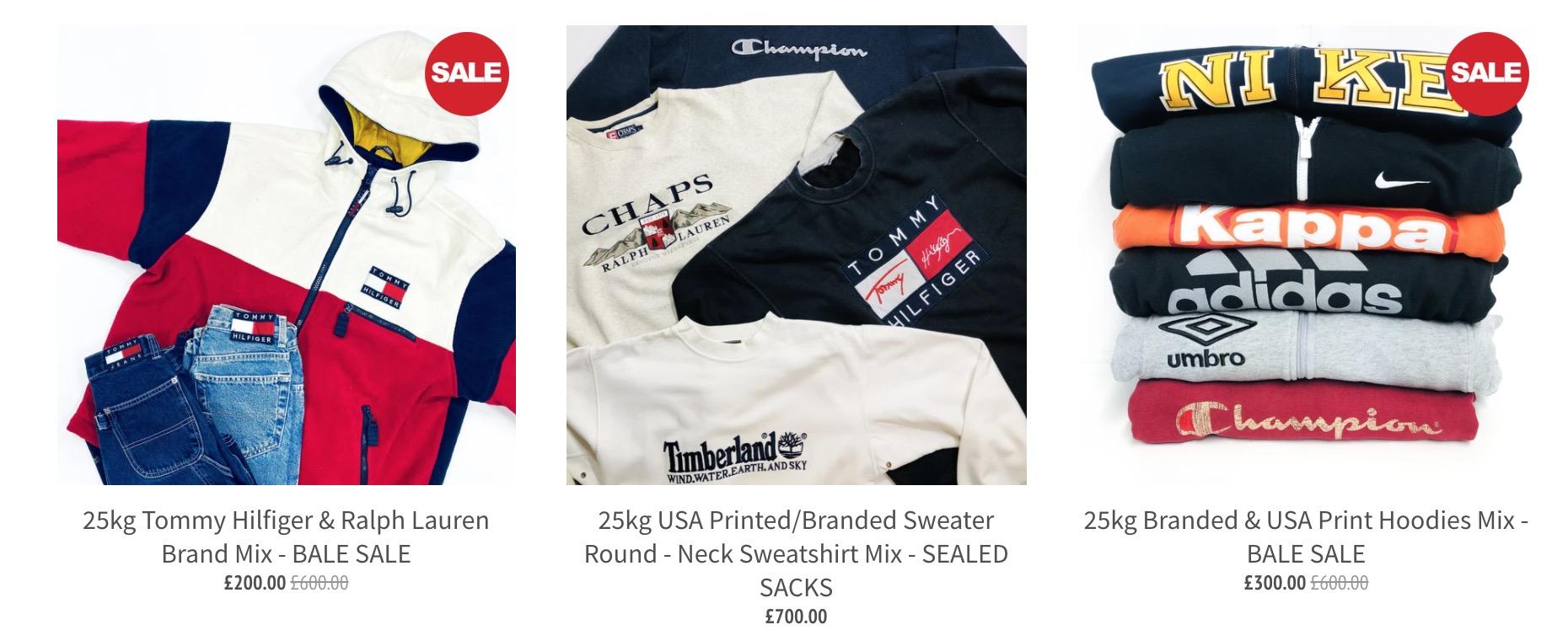 Second Hand Kleidung verkaufen